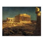 "Postal del ""Parthenon"" de la iglesia"