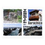 Postal del personalizado de Garachico, Tenerife