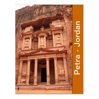 Postal del Petra