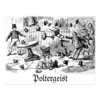 Postal del Poltergeist