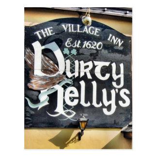 Postal del Pub de Durty Nelly