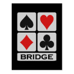Postal del puente