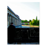Postal del puente de Berlín