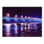 postal del puente la isla de Oléron Charente