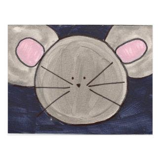 Postal del ratón