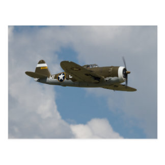 Postal del rayo P-47
