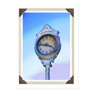 Postal del reloj de Bethany