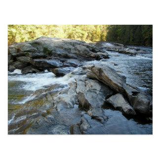 Postal del río de Chattooga