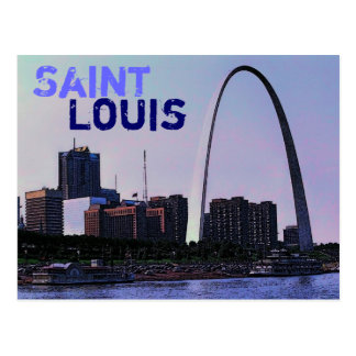 Postal del Saint Louis