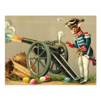 Postal del saludo del día de fiesta de Pascua del