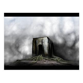 Postal del sarcófago