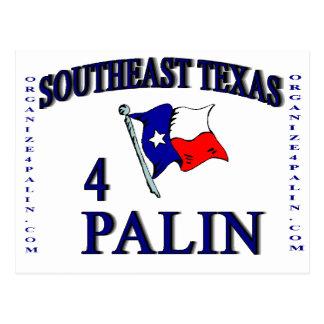 Postal del SE Texas4Palin