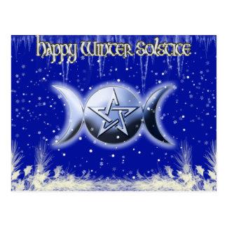 Postal del solsticio de invierno 1