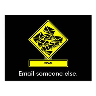Postal del Spam
