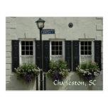 Postal del St del estado de Charleston