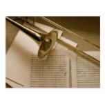 Postal del Trombone