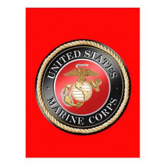 Postal del USMC