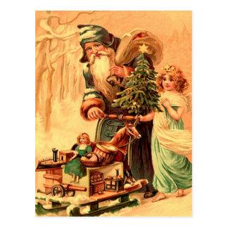 postal del vintage de la mella del st
