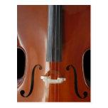 Postal del violoncelo