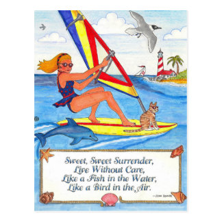Postal del Windsurfer