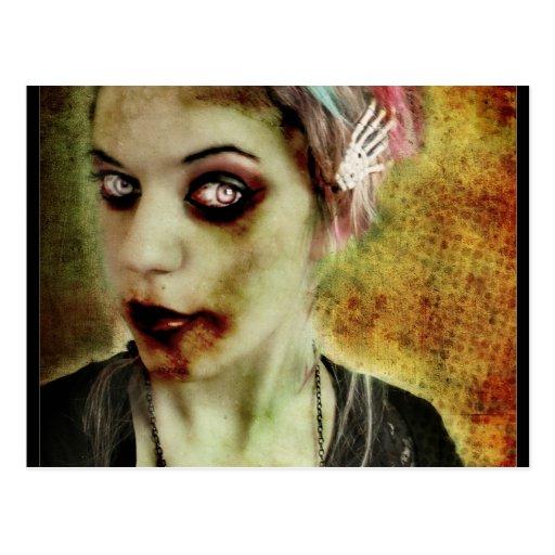 Postal del zombi