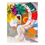 Postal dominante de la curva de Kandinsky