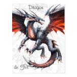 Postal Dragón de Hierro