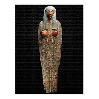 Postal egipcia del sarcófago