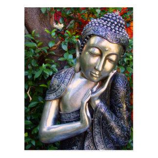Postal el | Buda de plata