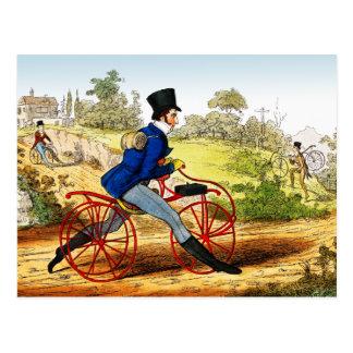 Postal:  El caballo de la afición:  Prototipo de Postales