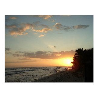 Postal: El extremo del día en Hawaii