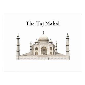Postal: El Taj Mahal Postales
