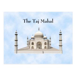 Postal: El Taj Mahal Tarjetas Postales