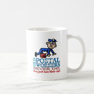 Postal Epitaph Coffee Mug