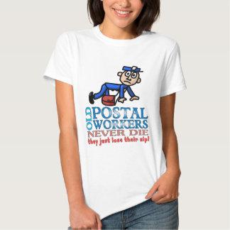 Postal Epitaph T-Shirt