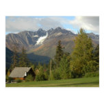 Postal escénica de Alaska