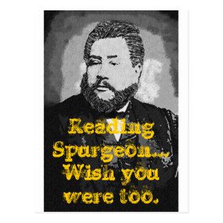 Postal esencial #2 de Spurgeon