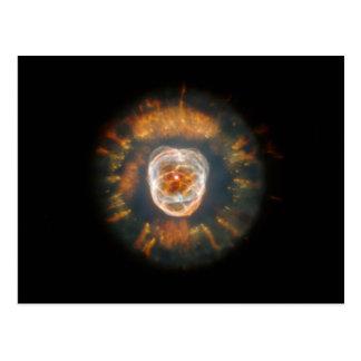 Postal esquimal de la nebulosa