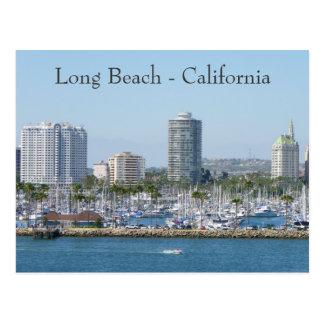 ¡Postal estupenda de Long Beach! Postal