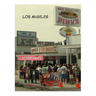 ¡Postal estupenda de Los Ángeles!