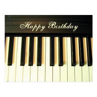 Postal feliz de Birthday_