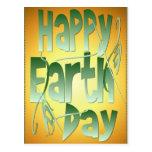 Postal feliz del Día de la Tierra