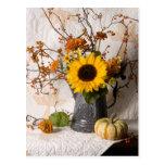 Postal floral de 4663 otoños
