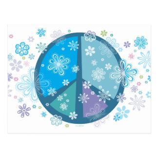 POSTAL florida del suspiro de la paz