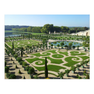 Postal - Francia - Château de Versalles