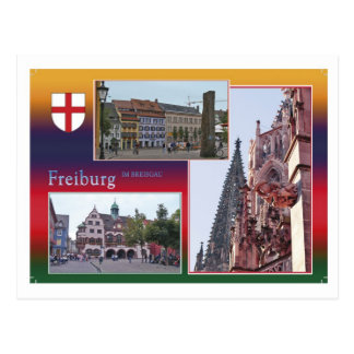 Postal Freiburg