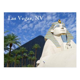 ¡Postal fresca de Las Vegas! Postal