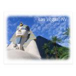 ¡Postal fresca de Las Vegas! Tarjetas Postales