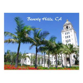¡Postal fresca estupenda de Beverly Hills!