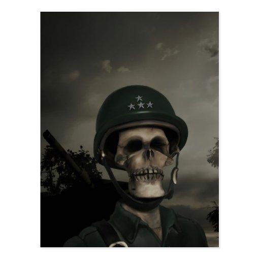 Postal general de la muerte